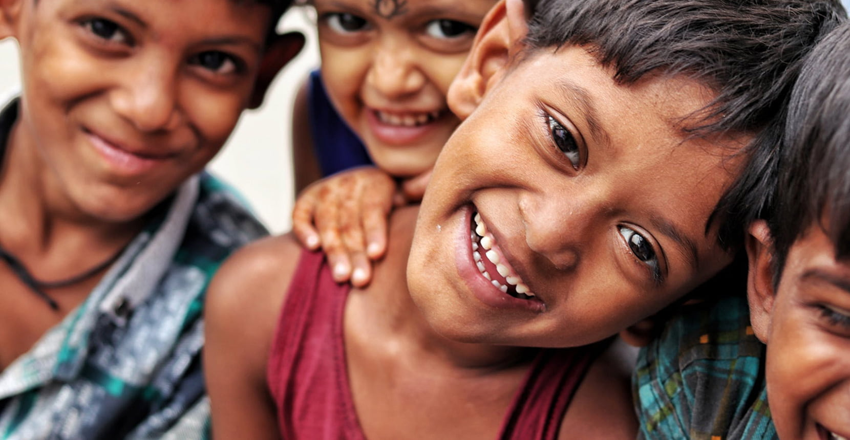 Enrich the world with smiles